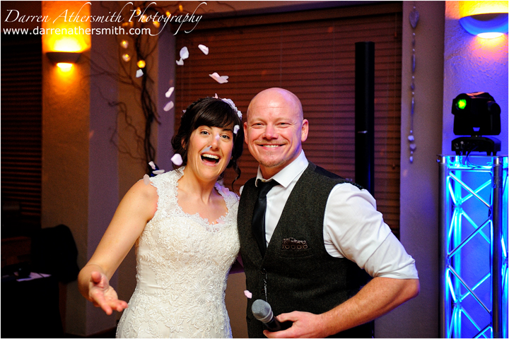 Wedding Singer Wayne Farrow & Mr & Mrs Cox